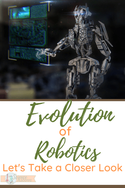 evolution of robotics