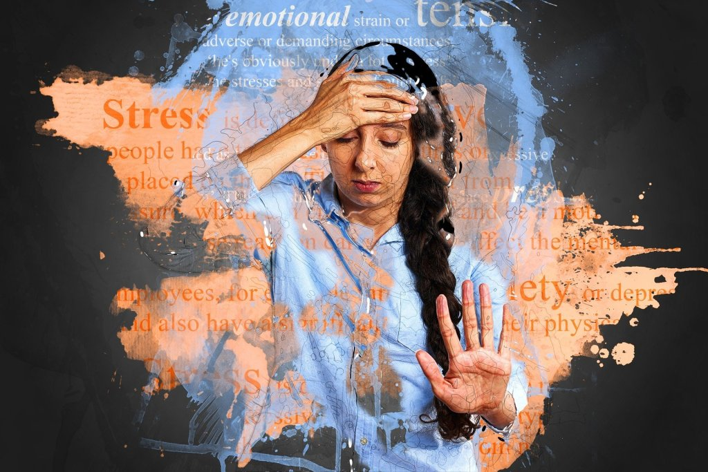 mental development and anxiety