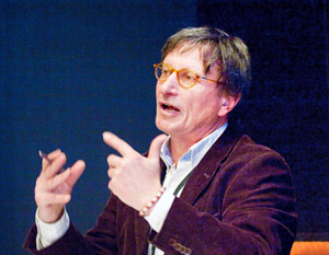 Wolfgang C. Goede, ein journalistischer Kommunikator, dem es um die Bürger geht.