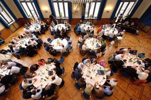 Neue Initiativen: Bürgerkonferenz Energietechnologien der Zukunft. (Foto: BMBF, W. Scholien)