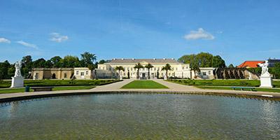 Bitte Wahrheiten in wunderschöner Kulisse - Tagungszentrum Herrenhausen in Hannover.