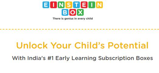 Einstein box : image