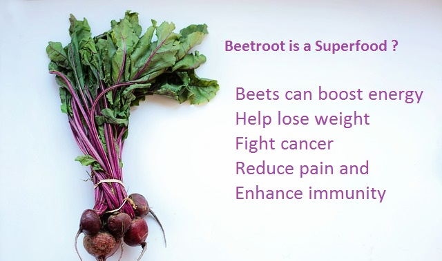 Beetroot a Superfood