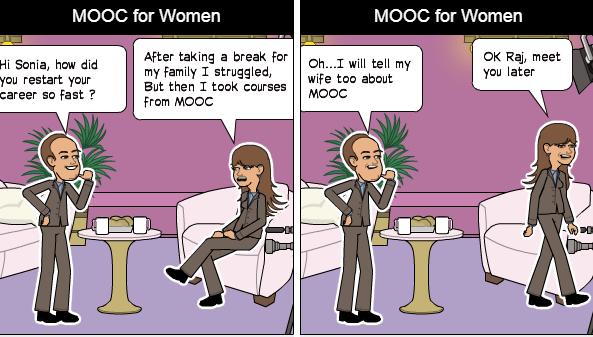 MOOC for women
