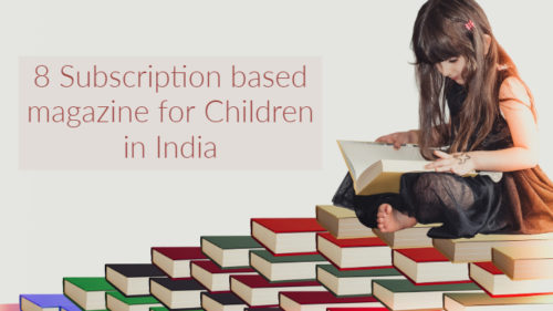8 Subscription based magazine for Children in India