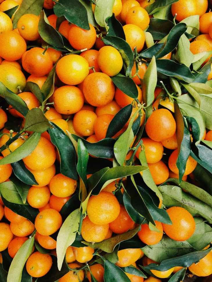photo of pile of oranges