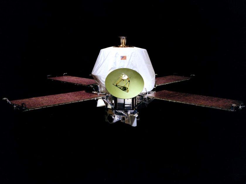 maquette de la sonde