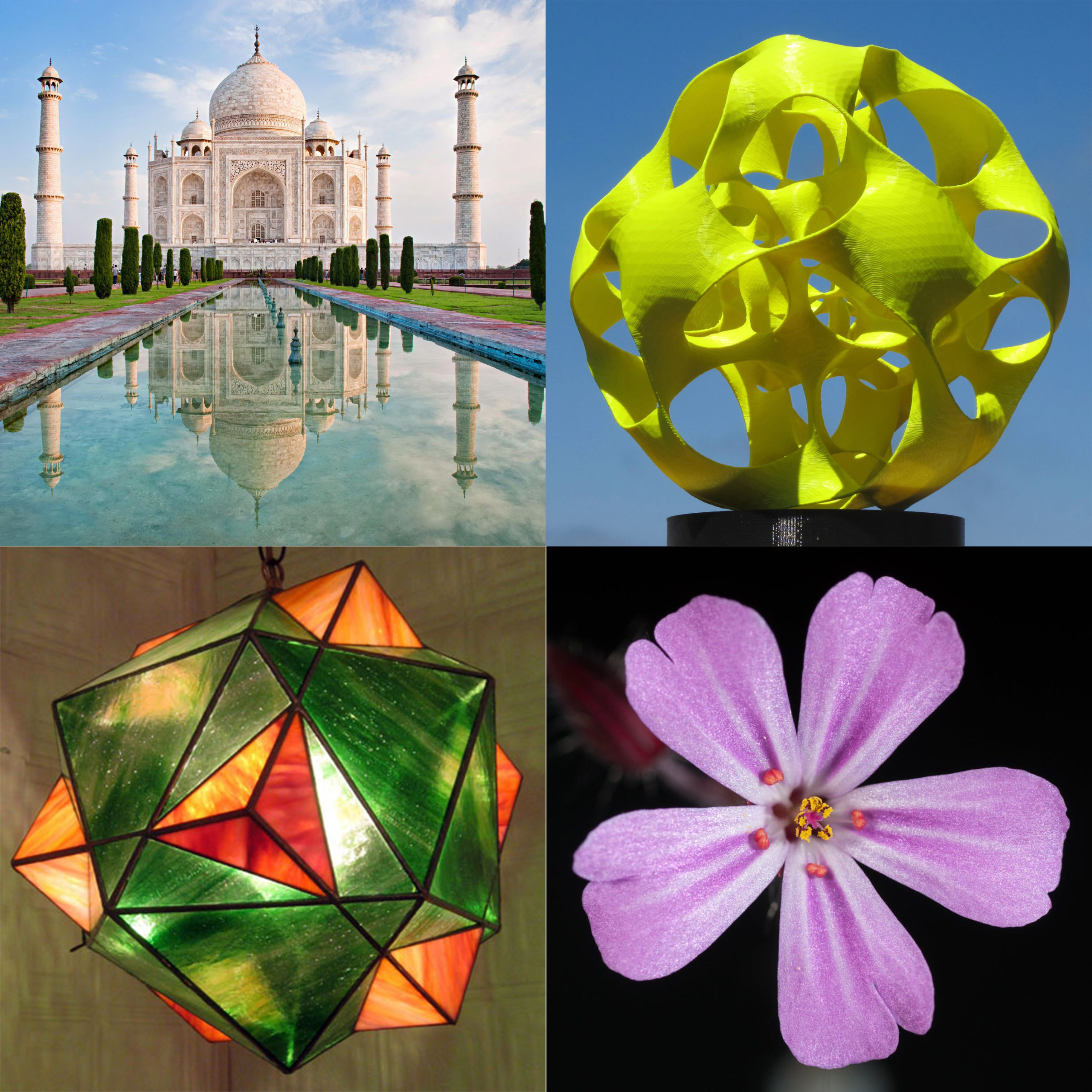 Science Lecture March 21 - Geometry and Symmetry