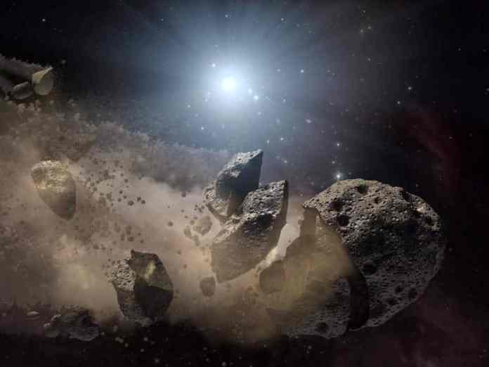 Dinosaur-killin asteroid type still a mystery
