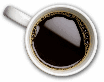 A cup of coffee a day may keep retinal damage away