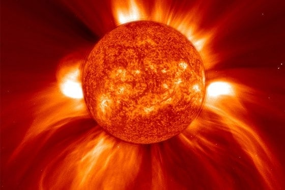 NASA's SDO and STEREO Spot Something New On the Sun