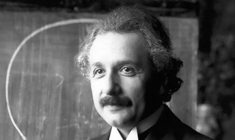 Well-connected hemispheres of Einstein's brain may have sparked his brilliance