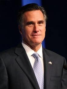 Mitt Romney's Face Looks Different to Republicans and Democrats