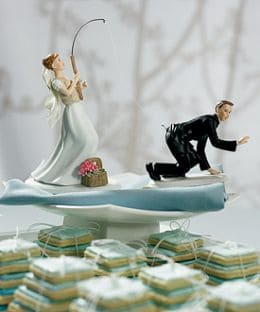 Don't think, rather follow your gut down the aisle, new study says