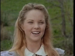 Melissa Sue Anderson + Little House on the Prairie