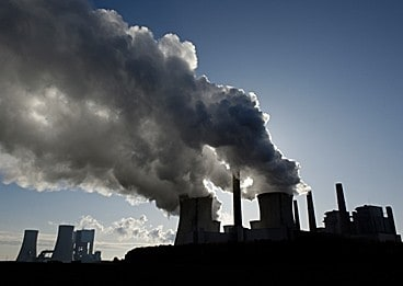 Artificial lung to remove carbon dioxide -- from smokestacks