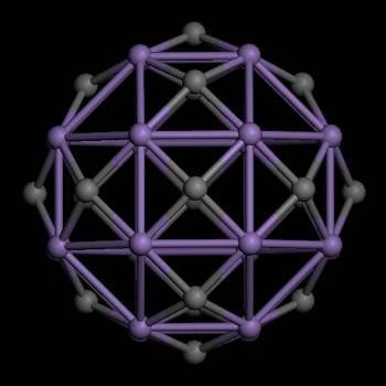 Physicists Discover Theoretical Possibility of Large, Hollow Magnetic Cage Molecules