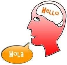 Learning a new language alters brain development