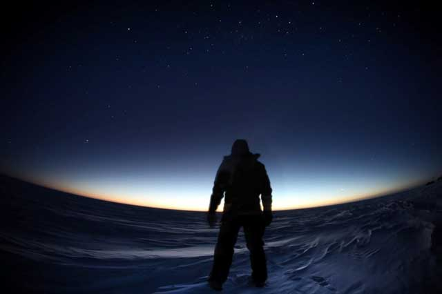 South Pole experiences more record heat in August to end warmest winter ever