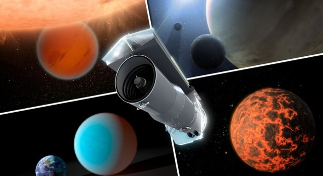 How Engineers Revamped Spitzer to Probe Exoplanets