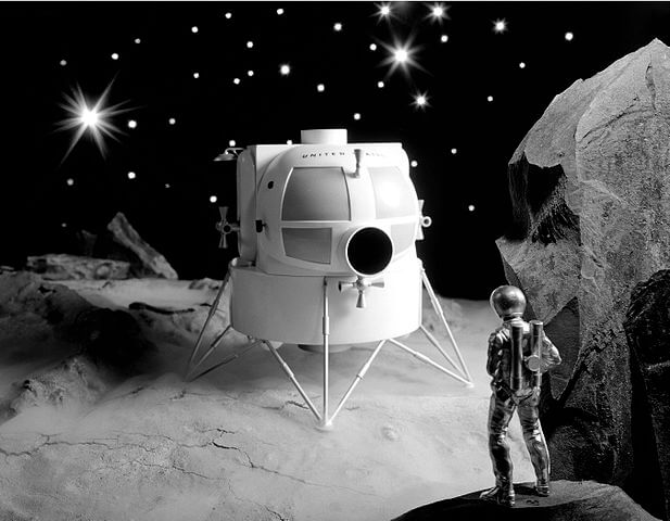 NASA's moon landing remembered today as a promise of a 'future which never happened'