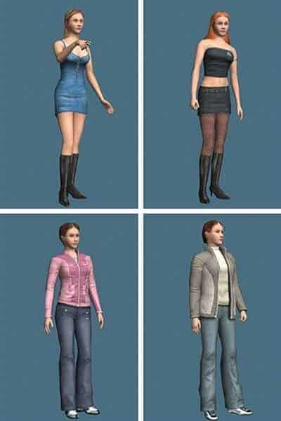 Sexualized avatars affect the real world, Stanford researchers find