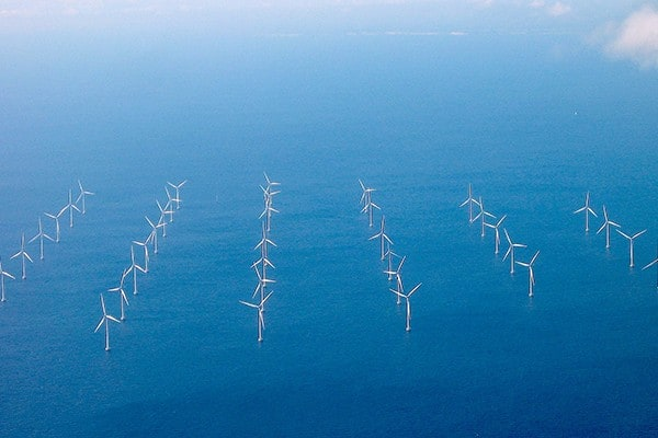 Rearranging wind turbines ups their output