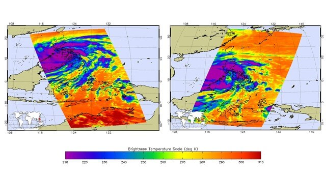 NASA Peers Into One of Earth's Strongest Storms Ever