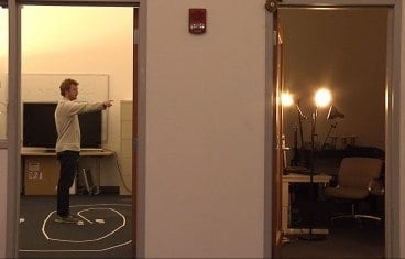 Radio tech sees through walls in 3D, realtime