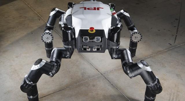 Ladies And Gentlemen, Boot Your Robots!