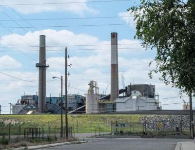 US power plant emissions down