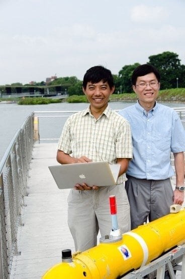 New sensor detects contaminants in water in real time