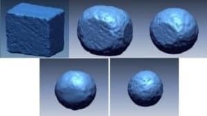 Geophysicist, Mathematicians Describe How River Rocks Round