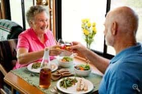 Husband's health and attitude loom large for happy long-term marriages