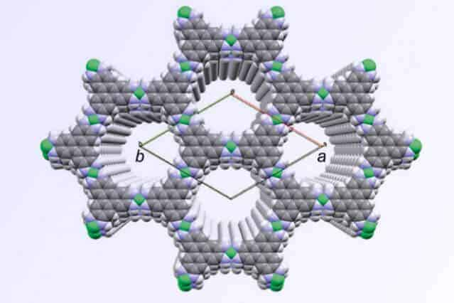 New material for flat semiconductors