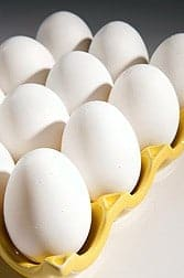 Tactic for Pasteurizing Raw Eggs Kills Salmonella, Doesn't Harm Egg Quality