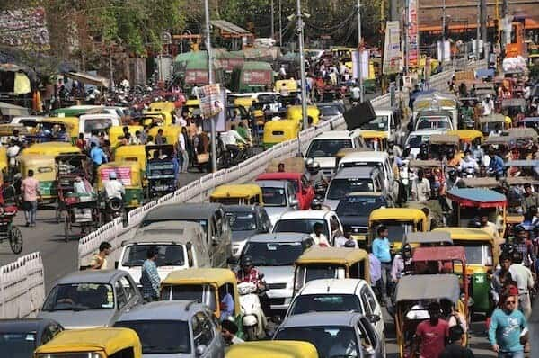 Hybrid Vehicles More Fuel Efficient In India, China Than in U.S.