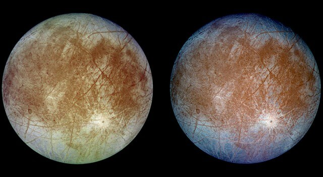 NASA Seeks Ideas for Mission to Oceanic Jovian Moon