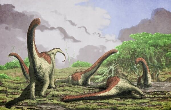 Paleontologists discover new species of titanosaurian dinosaur in Tanzania