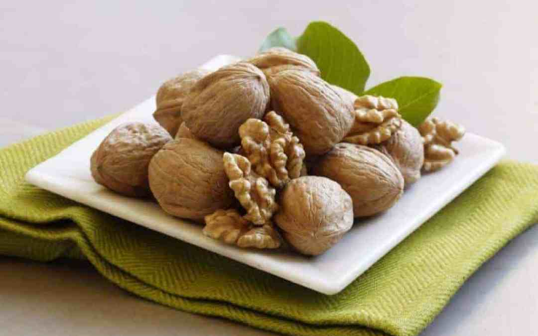 Walnuts may improve memory