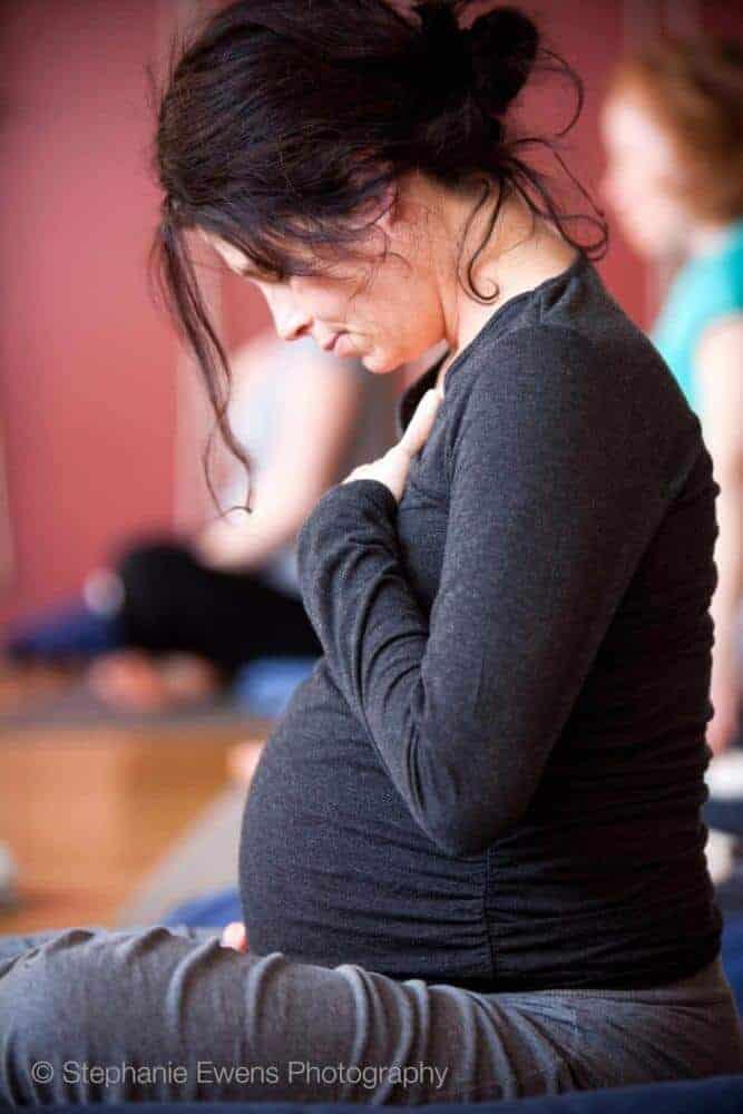 Yoga could cut lessen prenatal depression