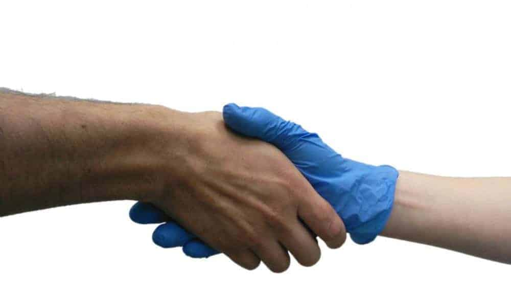 Nice to sniff you: Handshakes may engage our sense of smell