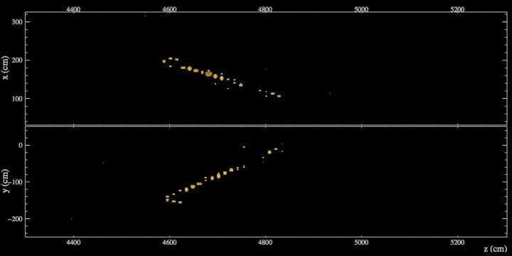 Fermilab experiment sees neutrinos change over 500 miles