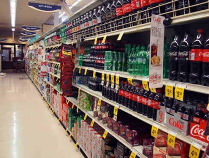 Sweetened drinks represented 62% of children's drink sales in 2018
