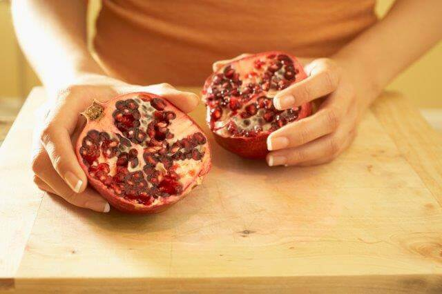 Gut bacteria make pomegranate metabolites that may protect against Alzheimer's
