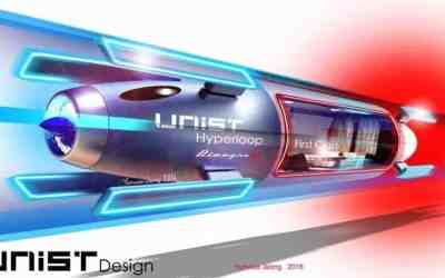 Koreans say they'll help develop Hyperloop technology