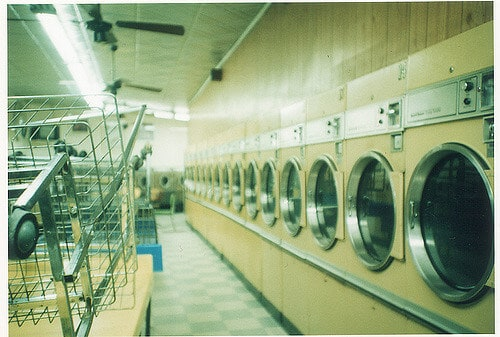 A surprising way laundry adds flame retardants to surface waters