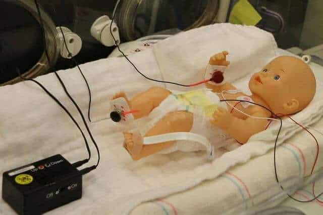 Device tricks newborns' brains into thinking that they're running