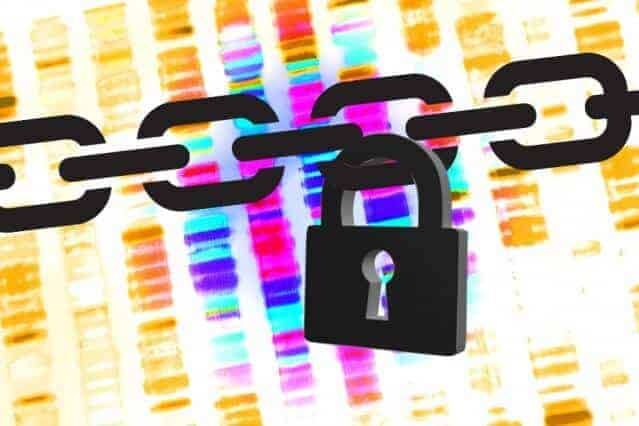Protecting privacy in genomic databases