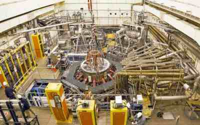 Spherical tokamaks could provide path to limitless fusion energy
